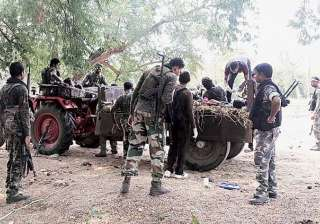 Four Naxals, part of Sukma attack, arrested; 11...