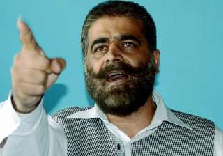 File pic of National Front Chairman Nayeem Khan -...