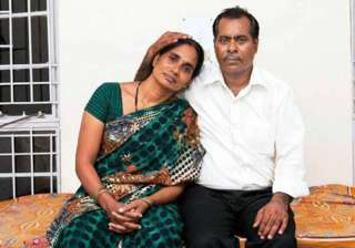 File pic of parents of Nirbhaya - India TV