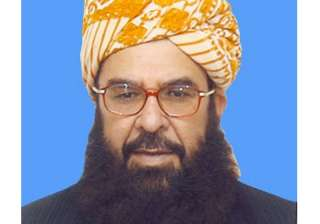 File pic of Senate's Deputy Chairman Maulana...