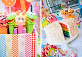 Theme birthday party