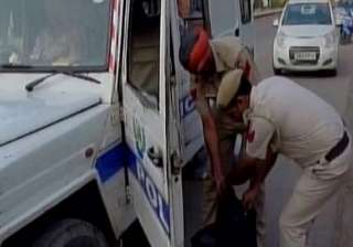 Pathankot on 'high alert' after suspicious...