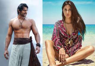 Prabhas to pair up with Katrina Kaif for Saaho - India TV