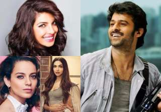 4 top Bollywood actresses to pair with Prabhas