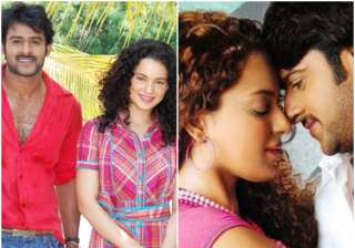 Kangana Ranaut on Baahubali Prabhas: We stopped...