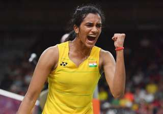 File pic of PV Sindhu - India TV
