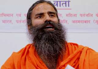 File pic of Yoga guru Baba Ramdev - India TV