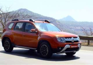 The base model of the Renault Duster sold in...