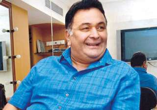 Rishi Kapoor lands in trouble due to a tree, FIR...