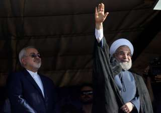 Rouhani looks to beat hard-liner in another...