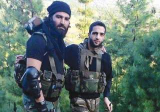 Sabzar Bhat was appointed Hizbul commander after...