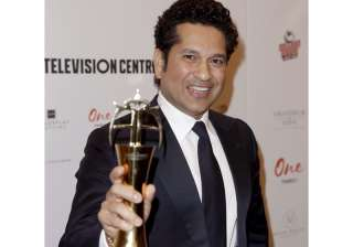 Sachin Tendulkar conferred with Fellowship Award...
