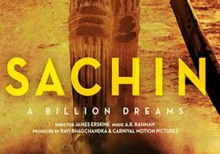 'Sachin: A Billion Dreams' to keep cricket fever...