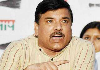 File pic of Sanjay Singh - India TV