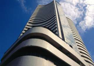 Sensex, Nifty ends flat ahead of GDP data - India...