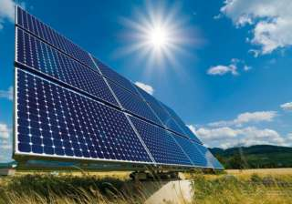 India imported solar and photovoltaic cells worth...