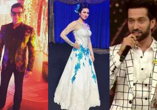 From Divyanka Tripathi to Nakuul Mehta, TV celebs...
