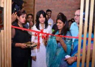Row over UP minister Swati Singh 'inaugurating'...