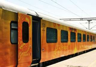 Semi-Luxury Tejas Express returns to Mumbai with...
