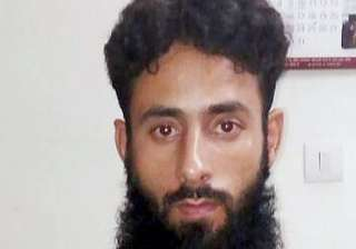 Suspected Hizbul operative sent to 12-day UP ATS...