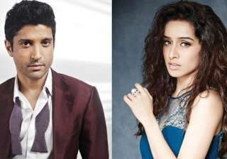 Is Shraddha Kapoor dating Farhan Akhtar? Here's...