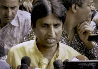 File pic of AAP leader Kumar Vishwas - India TV