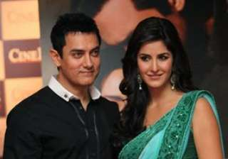 After Dhoom 3 Aamir Khan and Katrina Kaif to be...