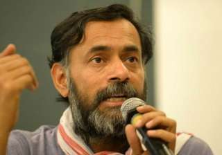 Yogendra Yadav - India TV