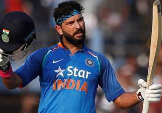 File pic of Yuvraj Singh - India TV