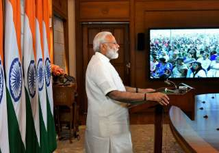 Gift a book, not bouquet, as greeting: PM Modi -...