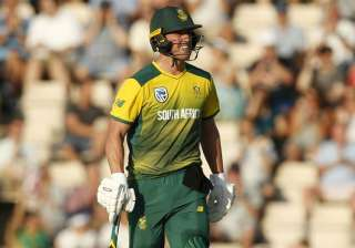 A file image of AB de Villiers. - India TV