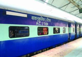 GST: AC fares in trains to go up marginally from...