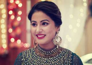 Hina Khan Khatron Ke Khiladi Colors Channel Spain - India TV