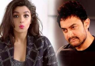 alia bhatt, aamir khan - India TV