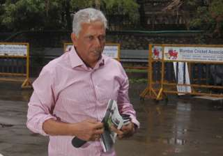 A file image of former India all-rounder Mohinder...