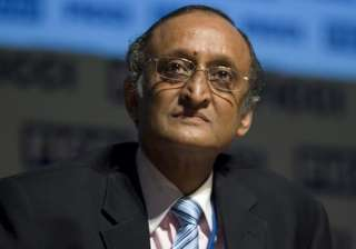 File pic of Bengal Finance Minister Amit Mitra -...