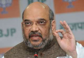 Amit Shah rules out resumption of India-Pakistan...