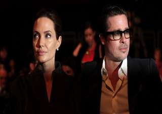 brad pitt angelina jolie - India TV