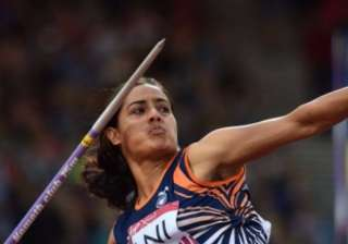 Javelin thrower Anu Rani books World...