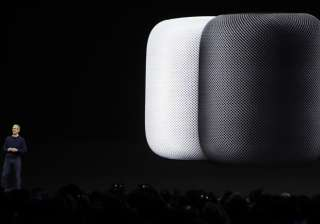 Apple unveiled new home speaker HomePod at WWDC...