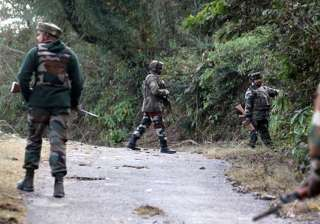 Representational pic - Two jawans martyred in BAT...