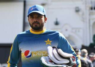 A file image of Azhar Ali. - India TV