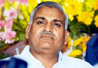 File pic of former UP minister Babu Singh...