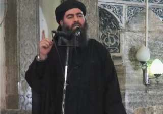 'Verifying' information on Baghdadi's likely...