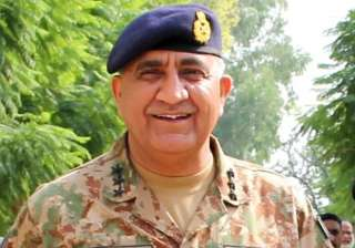 File pic of Pakistan Army Chief General Qamar...