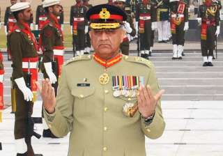 Pak Army chief General Bajwa