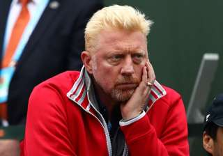 A file image of Boris Becker. - India TV