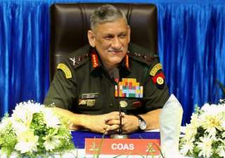Army Chief Gen Rawat to visit Sikkim tomorrow -...