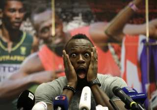 A file image of Usain Bolt. - India TV