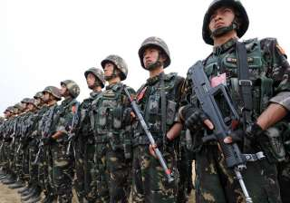 Chinese Army - India TV